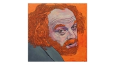 Barry.. is that you? – oil on board – 1236 x 1055mm