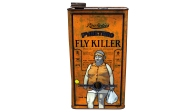 Fly Killer - oil and eggshell on tin can - 292 x 152 x 98mm