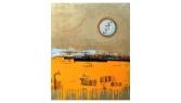 Flip forest - oil & enamel on canvas - 1080 x 1350mm